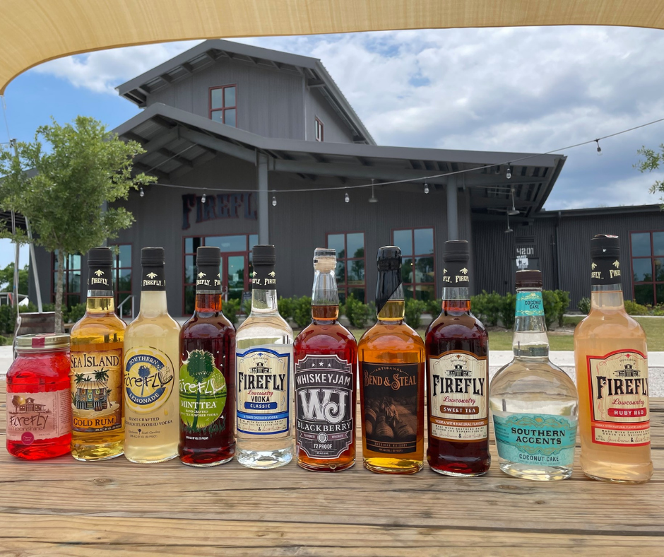 Pride Month at Firefly Distillery