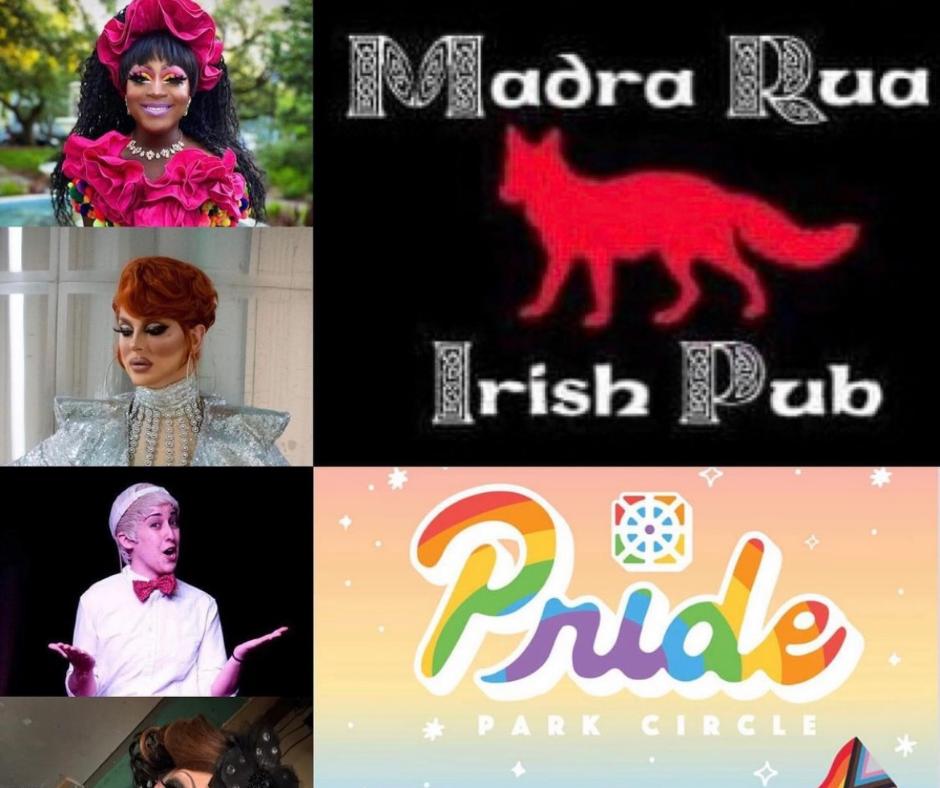 Pride Month at Madra Rua Charleston, SC