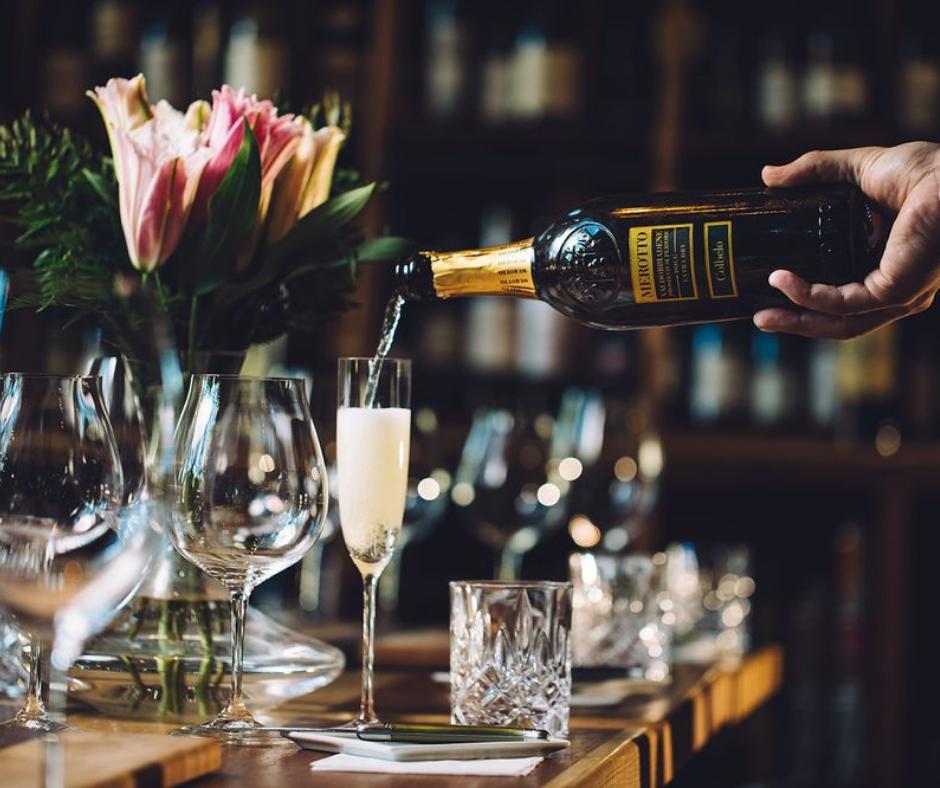 Wine & Company champagne