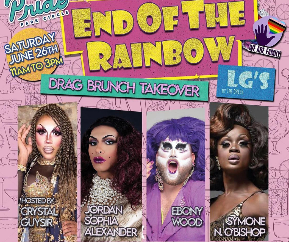 LG's by the Creek Drag Brunch