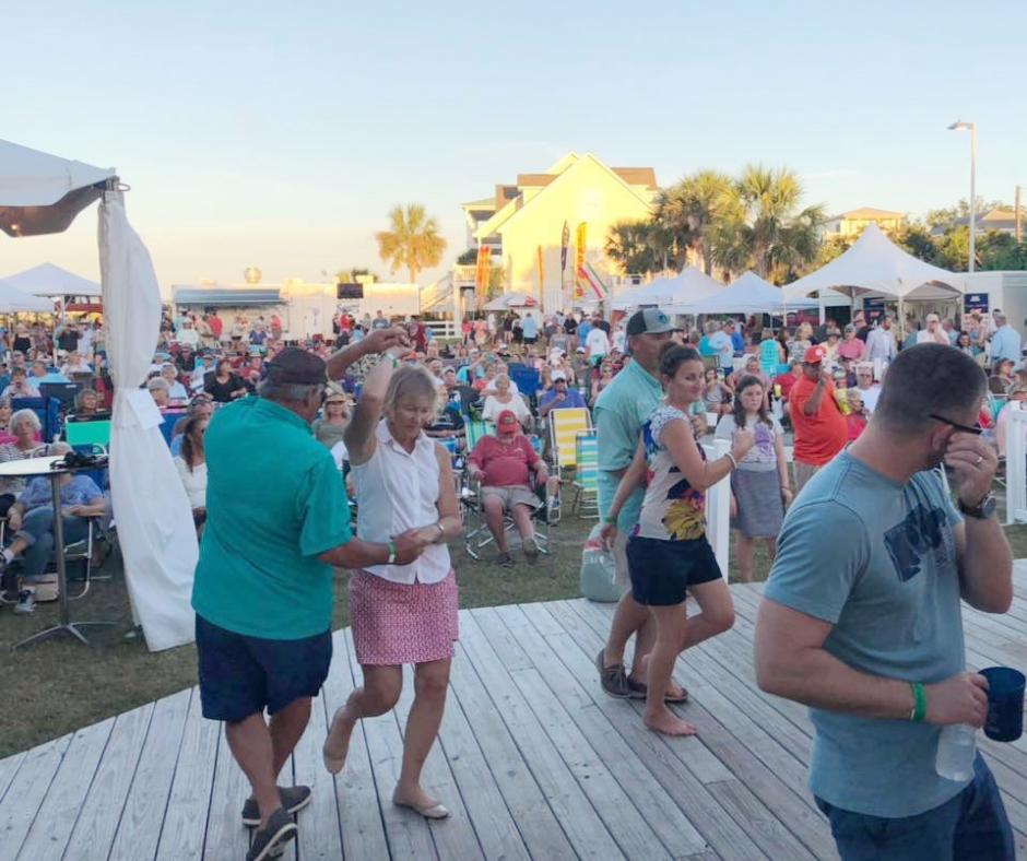 Edisto Beach Shag Festival 2021