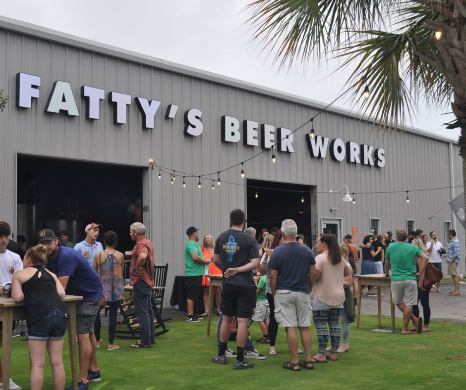 Fatty's Beer Works Charleston, SC