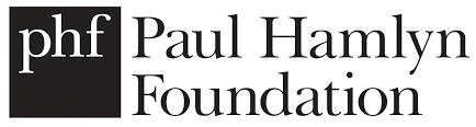 Paul Hamlyn Foundation logo.