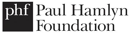 Paul Hamlyn Foundation logo.