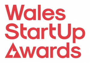 Logo for the Wales Startup Awards