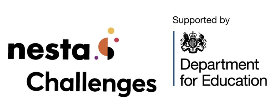 Logo for Nesta challenges.