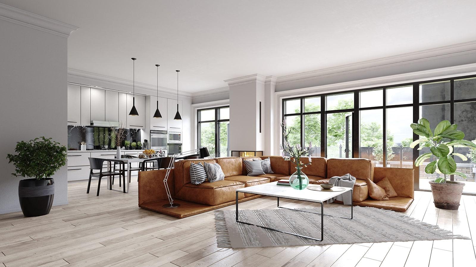 Ivy house group nice interior