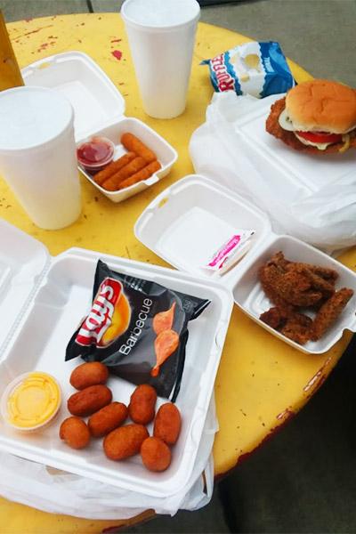 Fast Food restaurant in Vincennes