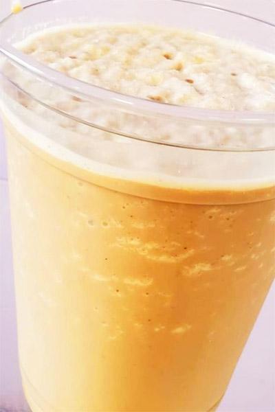 Milkshakes and smoothies Vincennes Restaurant