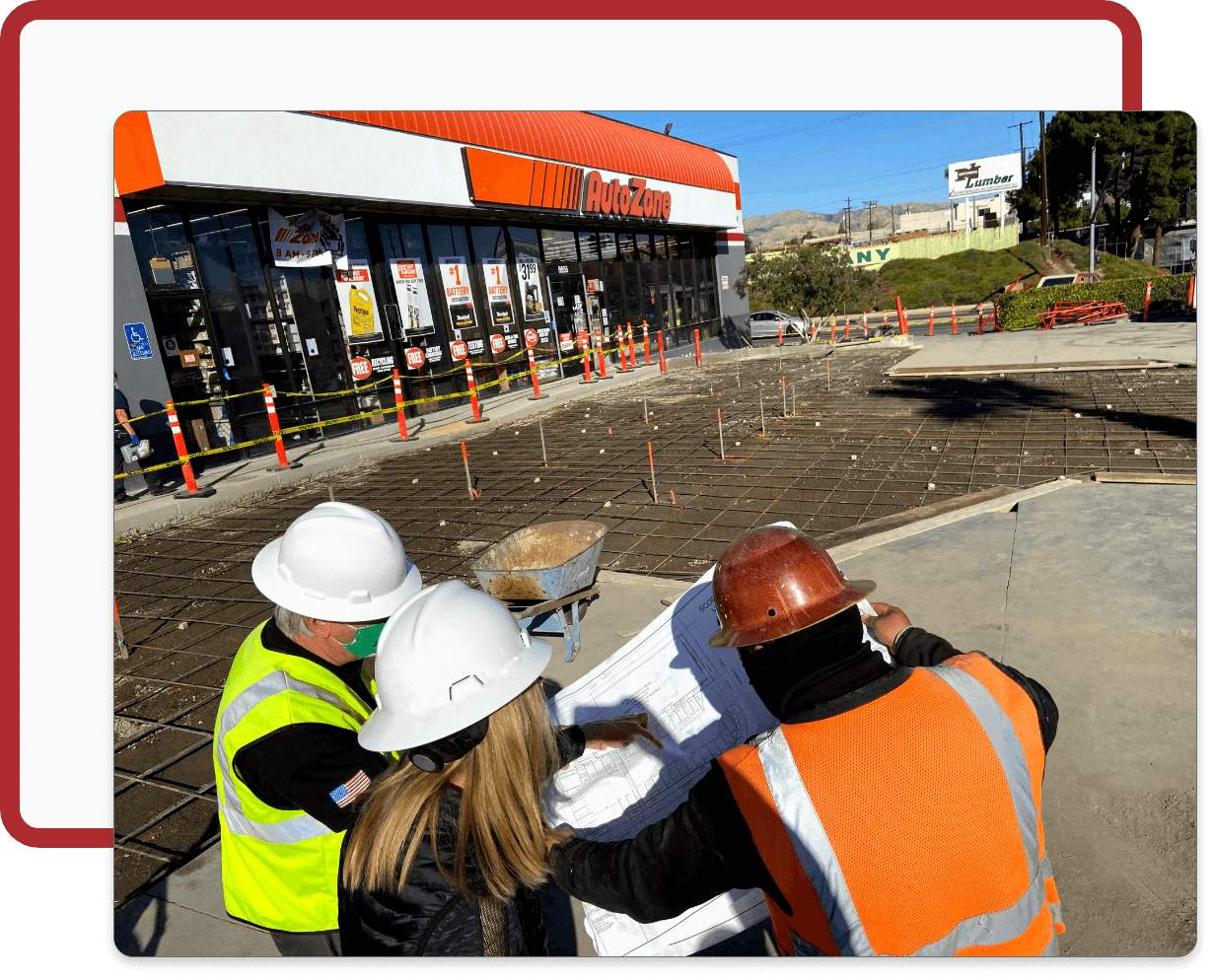 ADA Compliance Construction Services