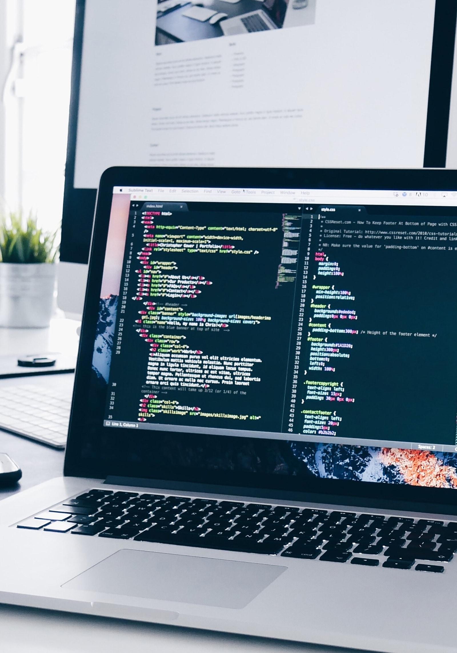 Services – Design &  Web Development