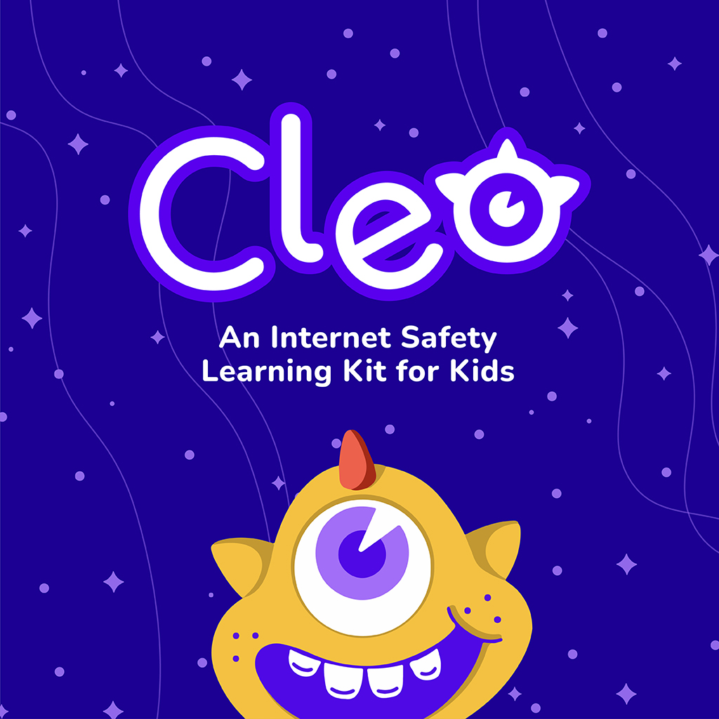The first learning activity consists of a website, where children begin learning through five informative lessons, and engage in games, videos, and challenges that help Cleo with his missions. The knowledge and tools children develop with the website prepares them for the Cleo flashcards, which is the next activity in the learning kit.