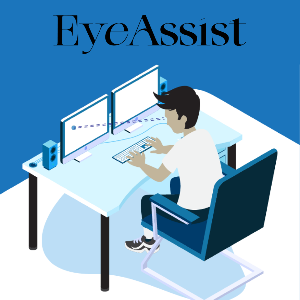 EyeAssist allows users to control their browser using nothing but their eyes to either scroll or use their cursor. For advanced accessibility use, users can also remap their left click to any input button that is most accessible for them. This feature allows for web accessibility that was previously not possible, or had a high cost of entry.