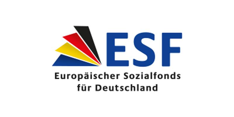 ESF - Europäischer Sozialfonds für Deutschland
