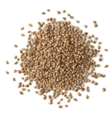 A photo of Hemp Seeds