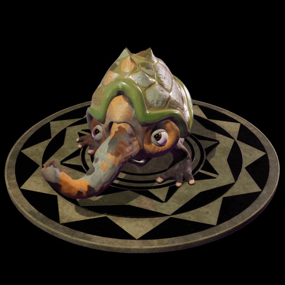 Turtle mutation