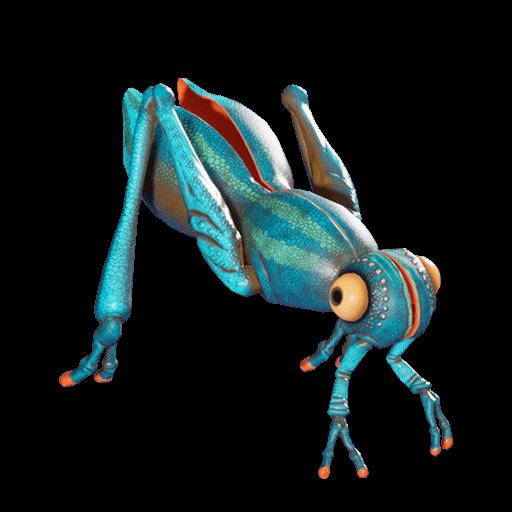 Hophopop creature
