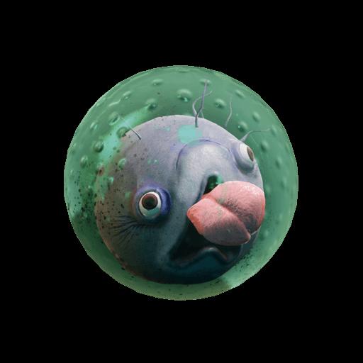 Glickbol creature