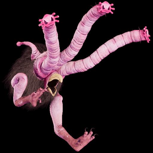 Tripobosh creature