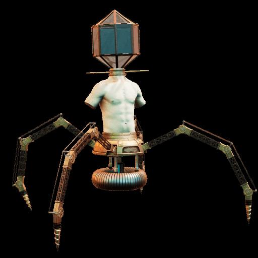 Servant unifier creature