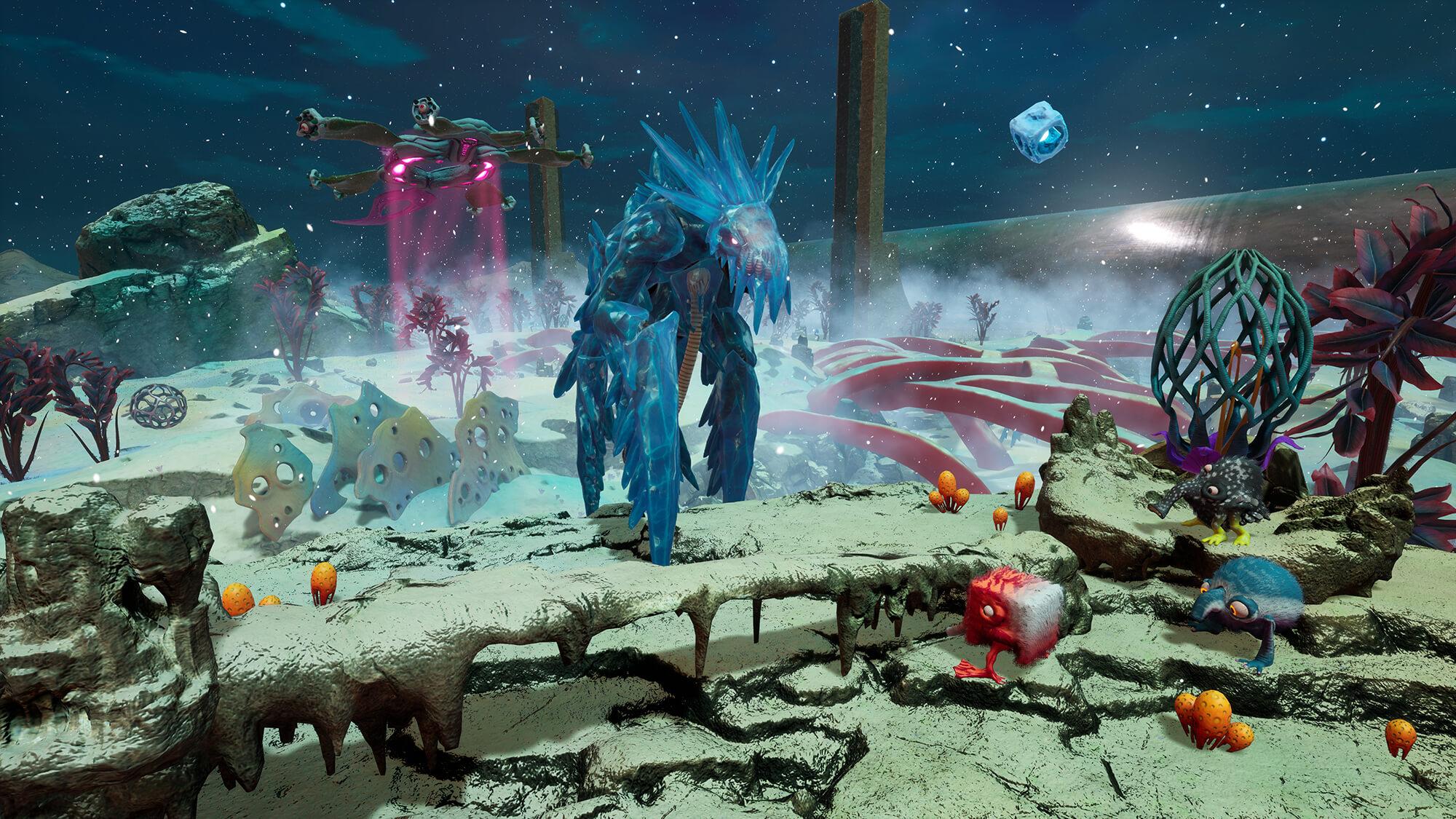 Game Screenshots