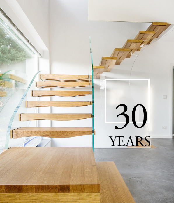 30 years custom stairs Wollongong