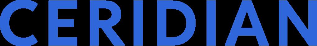 Ceridian color logo