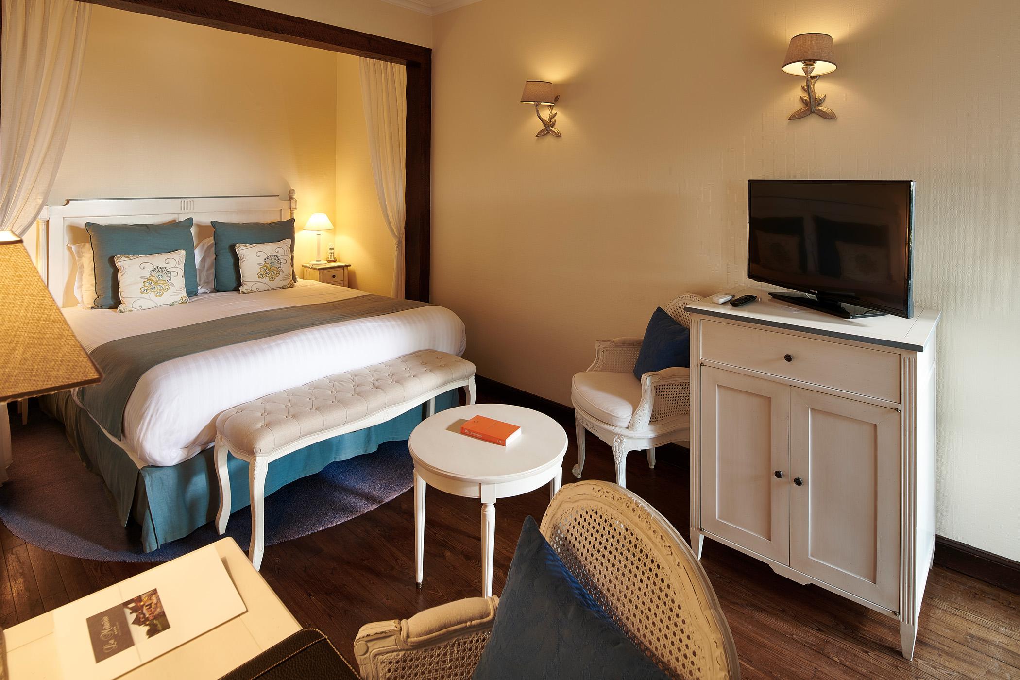 room bleuet