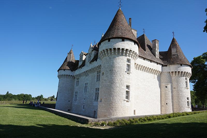 chateau Montbazillac