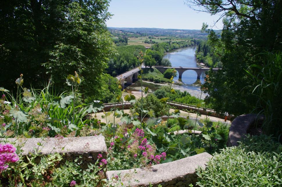 garden limeuil