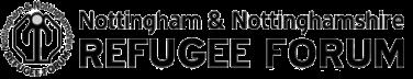Nottingham and Nottinghamshire Refugee Forum logo