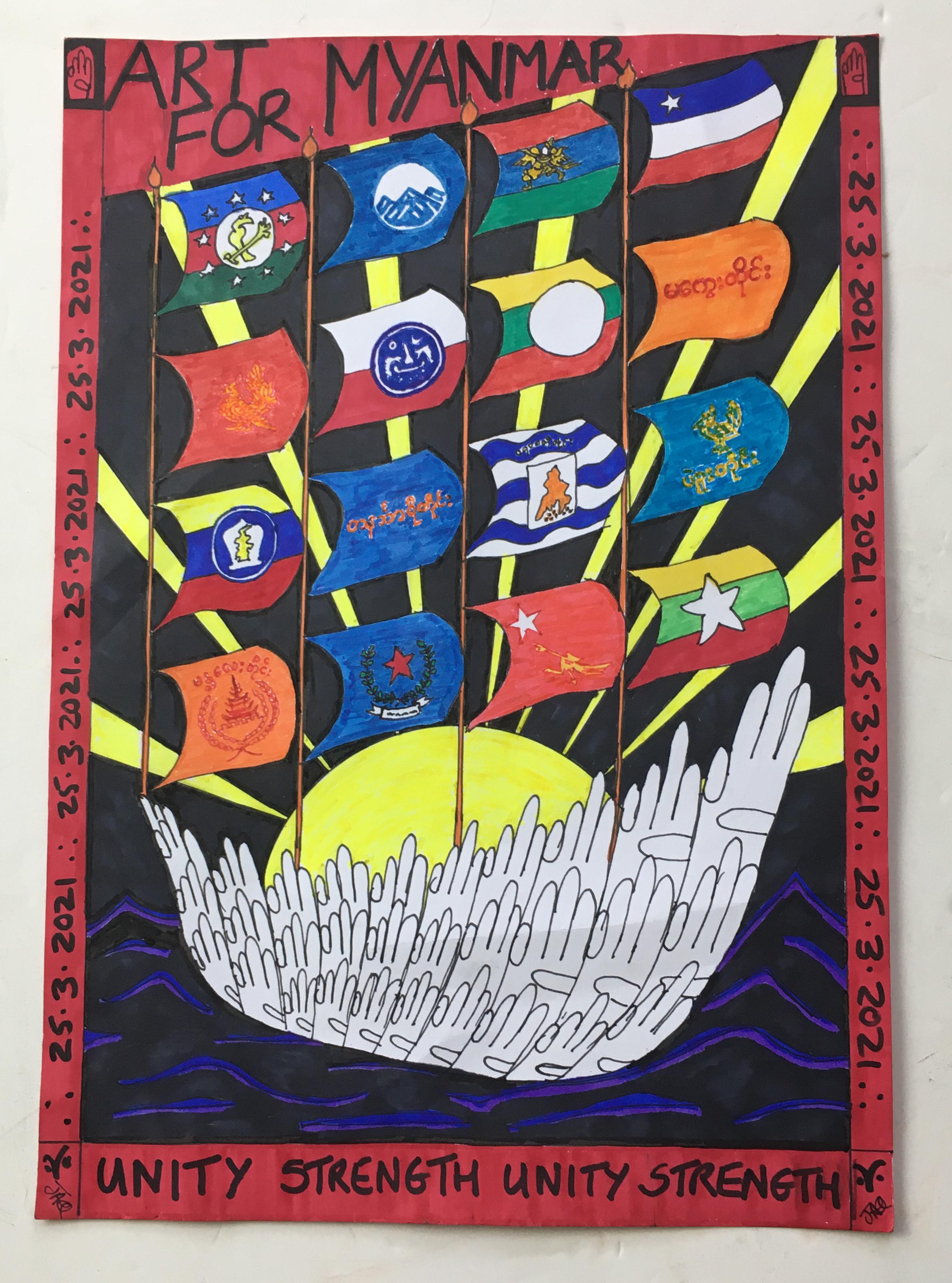 Jackie Jones Art from UK