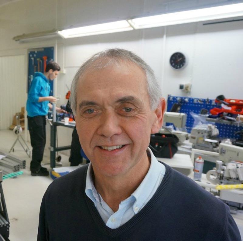 Lars Einar Riksheim, gründer og styrerepresentant i InnoVern.
