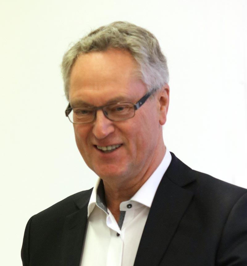 Leif Jarle Aure, styreleder InnoVern