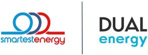 smartest energy and dual energy logos