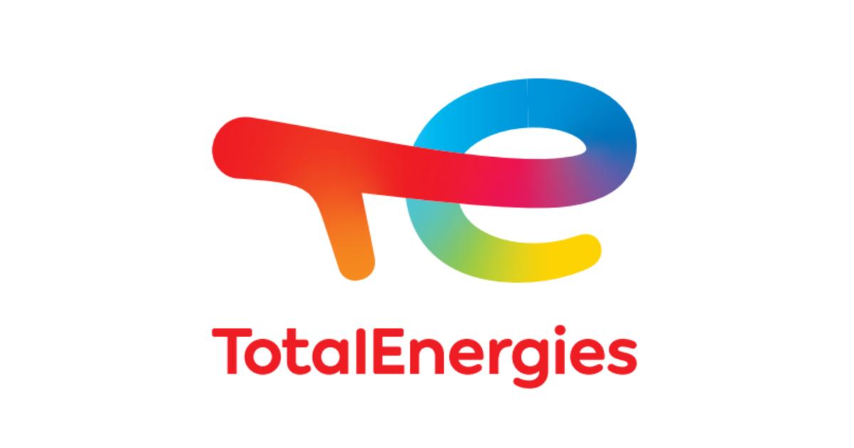 Total gas power logo