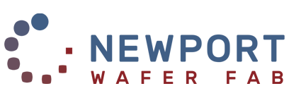 Newport Wafer Fab Logo
