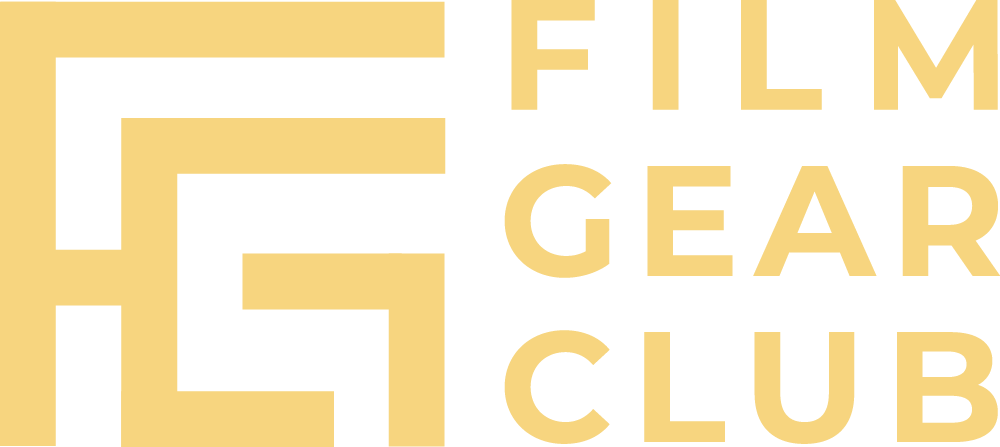 Film Gear Club Logo with text