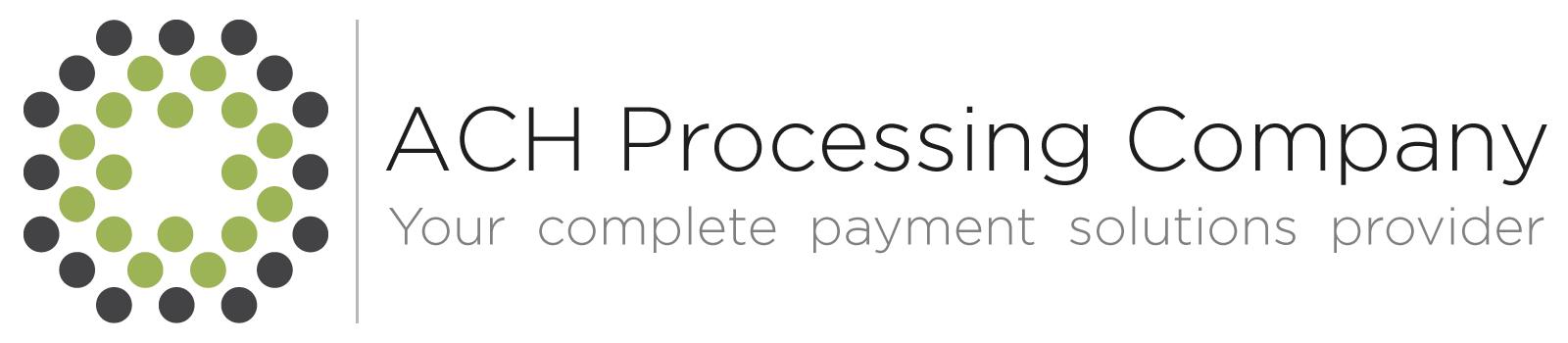 ACH Processing Company Logo