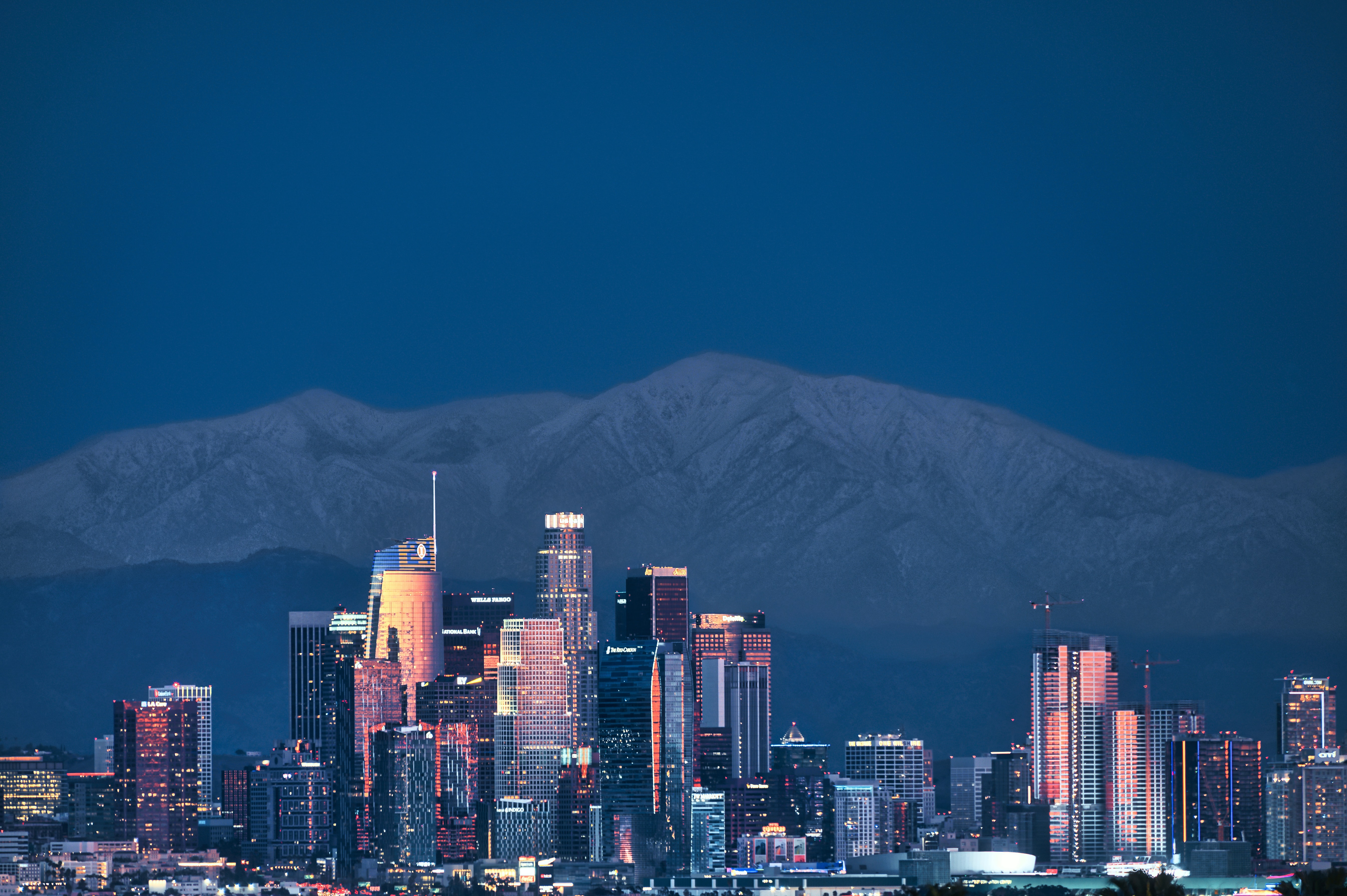 Our home base is in Los Angeles.