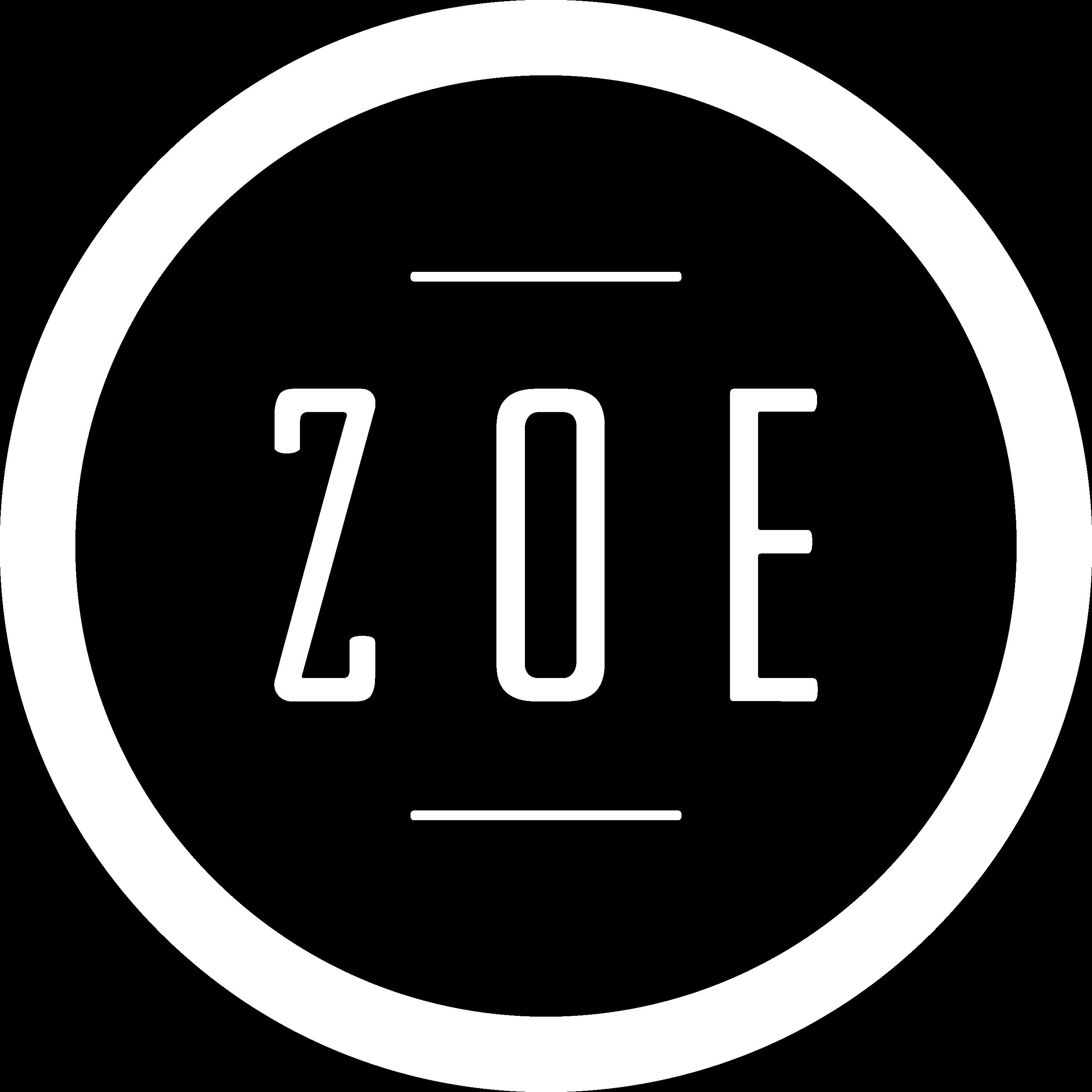 ZOE Youtube Channel Logo