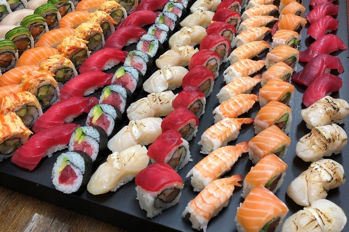 Sensu Sushi Restaurant and Bar