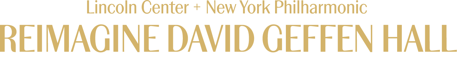 Lincoln Center + New York Philharmonic Reimagine David Geffen Hall So Close You Can Almost Hear It