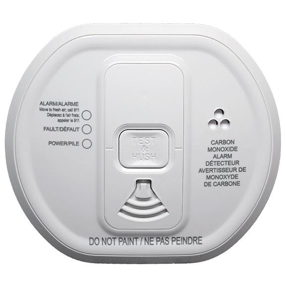 image of CO sensor