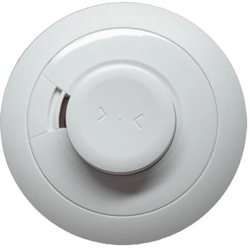 image of smoke sensor