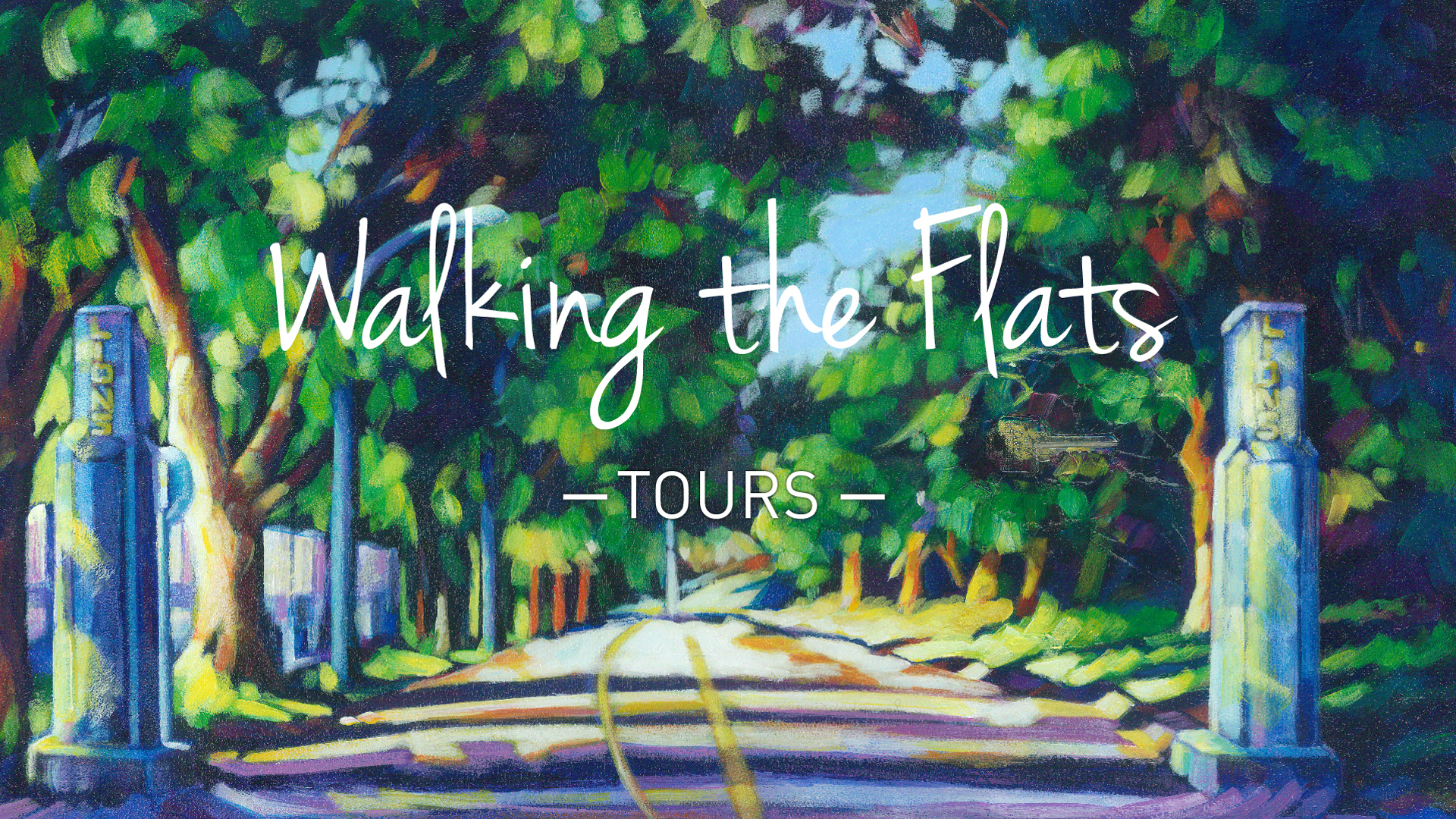 Walking the Flats Tours