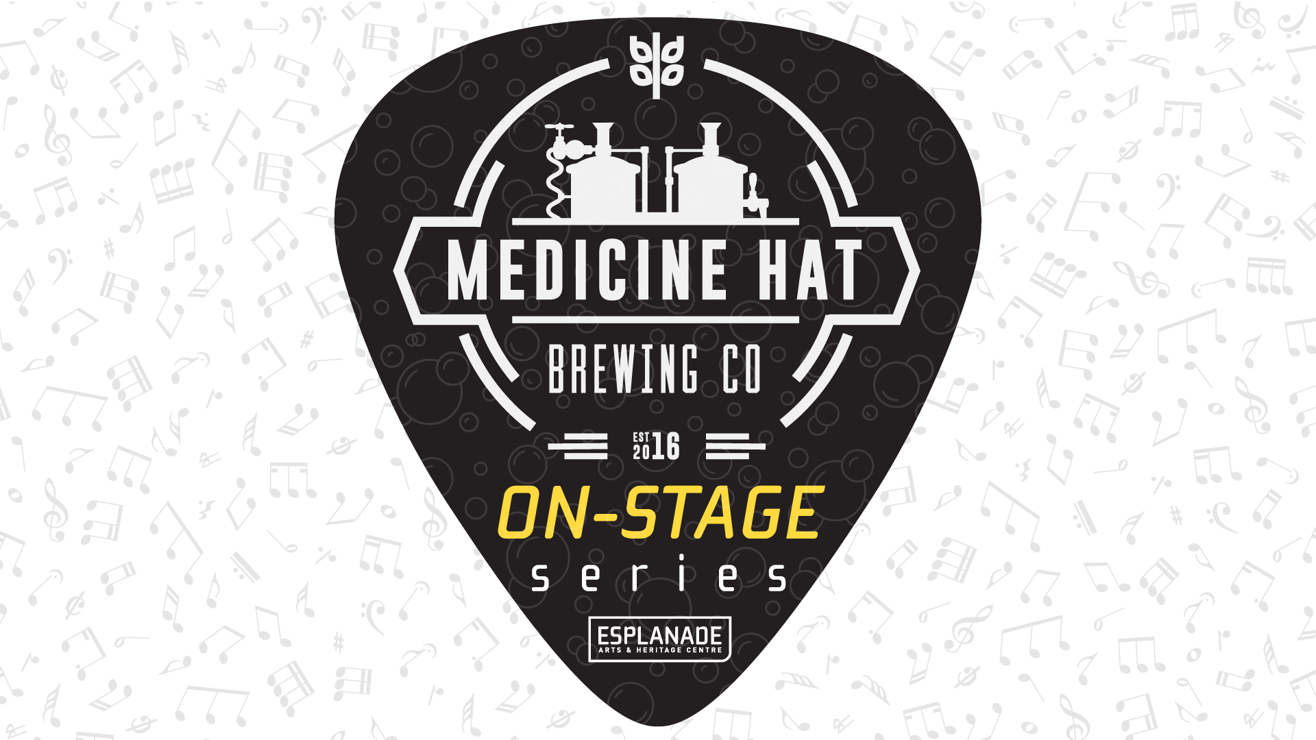 Medicine Hat Brewing Co On-Stage Series