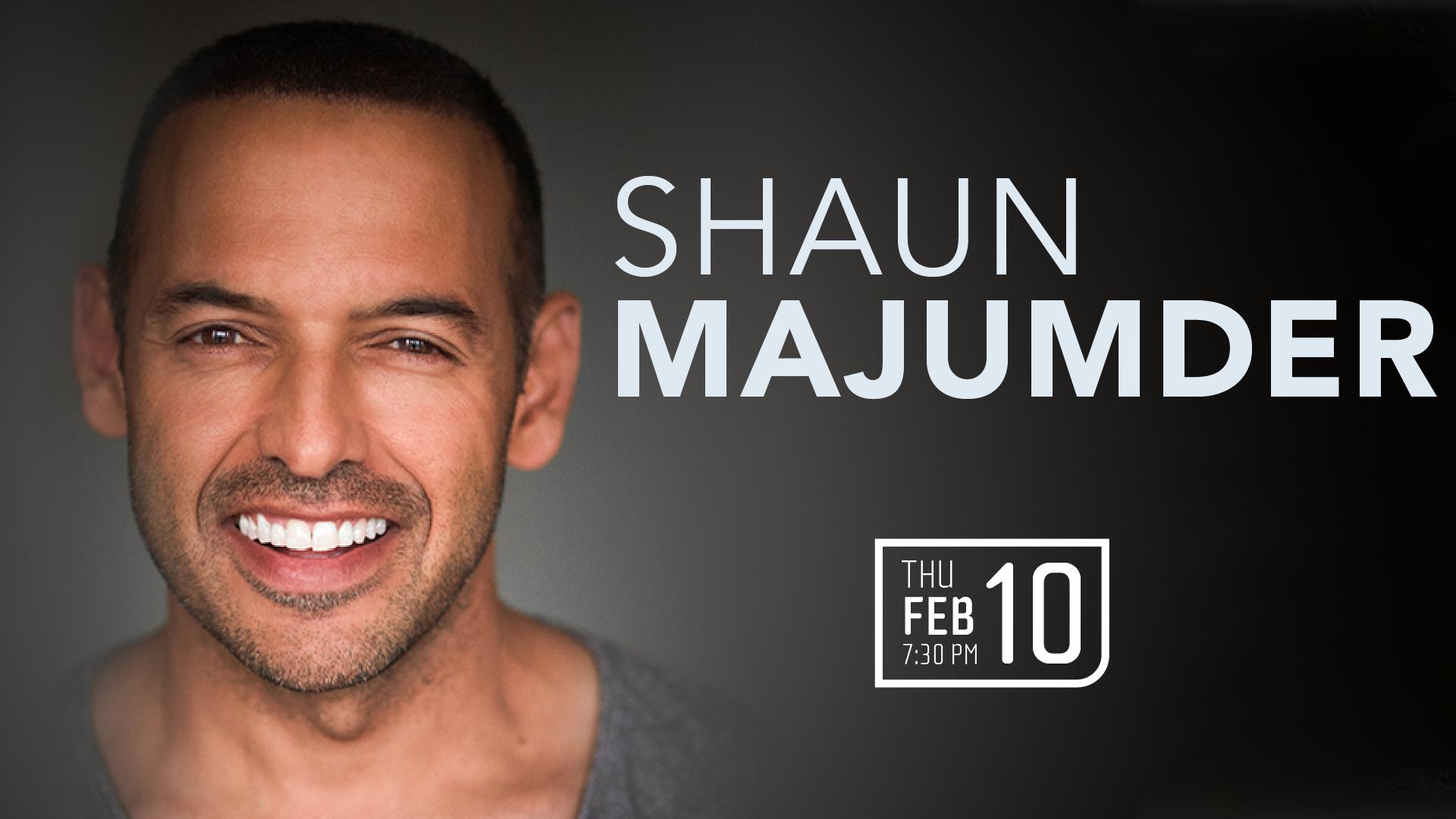 Shaun Majumder