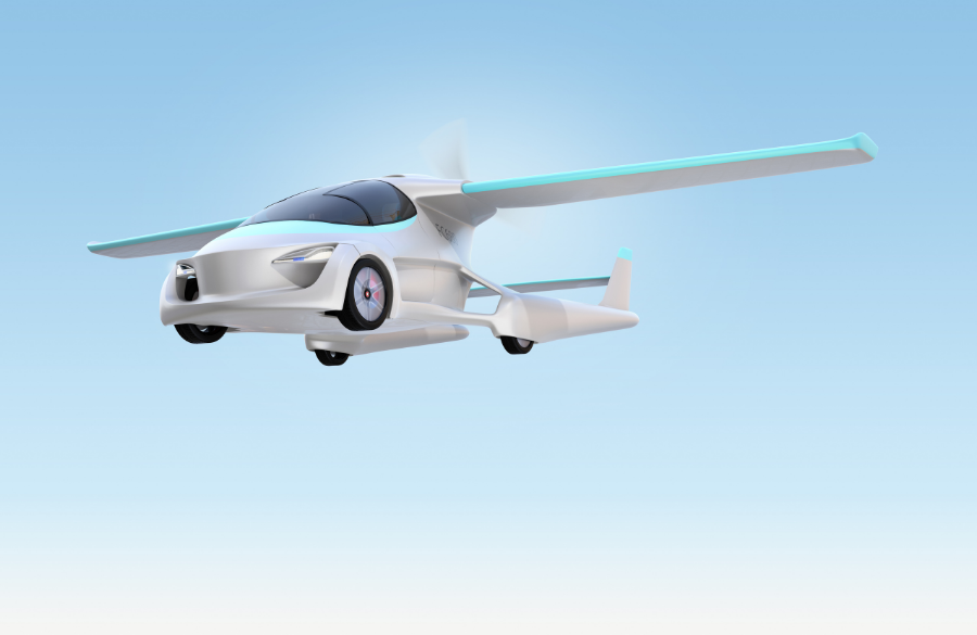 Better Late Than Never: Flying Cars Are Finally A Thing