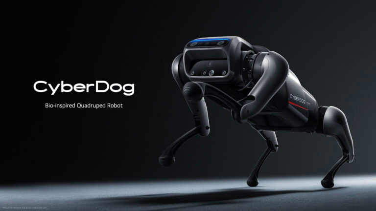 Xiaomi Unveils Cyberdog, a 'pet-like-nature' robot